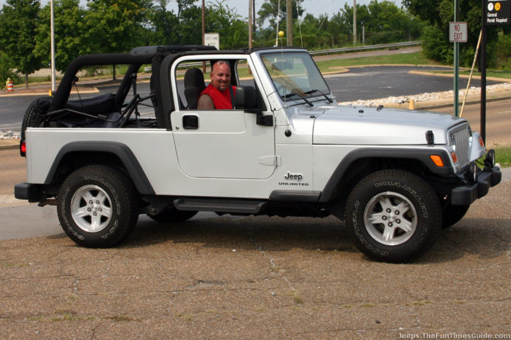 Types Of Jeeps >> 4WD vs 2WD: The Differences Between Part-Time, Full-Time ...