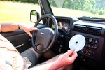 The Alan Jackson CD we always keep in the Jeep now... and LISTEN to on occasion!