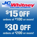 JC Whitney - Jeep parts and accessories