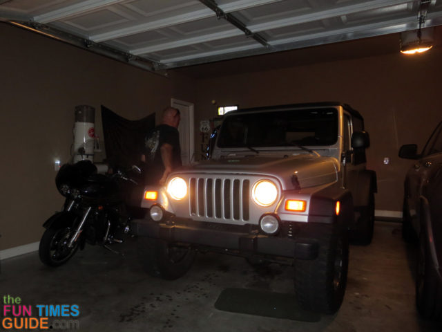 jeep wrangler headlight replacement xenon headlights review fun. Cars Review. Best American Auto & Cars Review