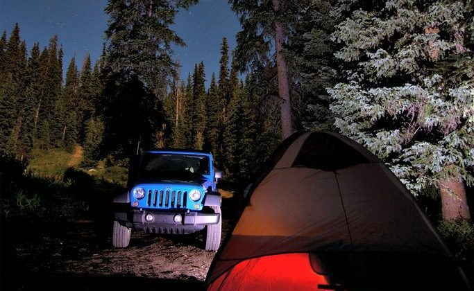 Camping Jeep Tips & Advice: Take Your Offroad Experience To The Next Level With Jeep Camping