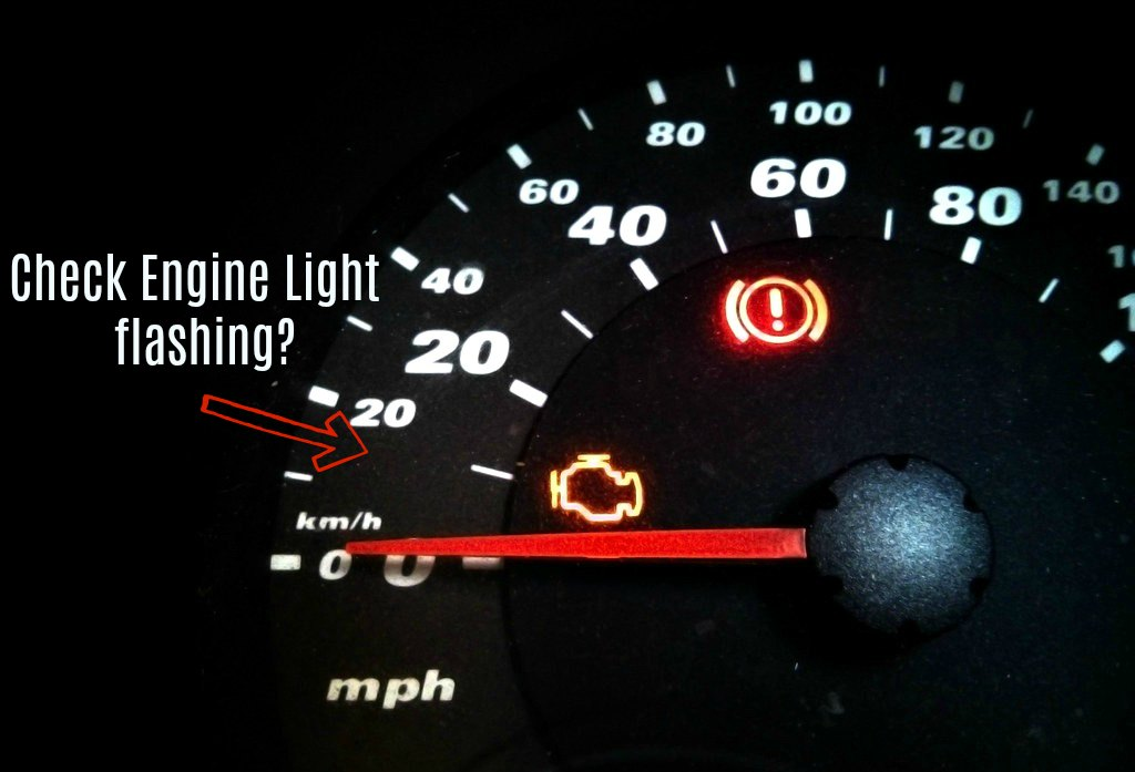 Is Your Jeep's Check Engine Light Flashing? See What A Flashing Check Engine Light Means [Jeep Error Codes Explained]