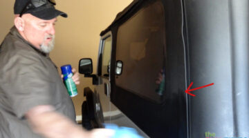 Clear View Plastic & Glass Cleaner / Protectant For Jeep Wranglers (And Motorcycles): Our Review