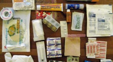 Offroaders: What's In Your First Aid Kit?