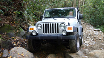 Is Your 4WD Vehicle Capable Of Off-Road Travel?