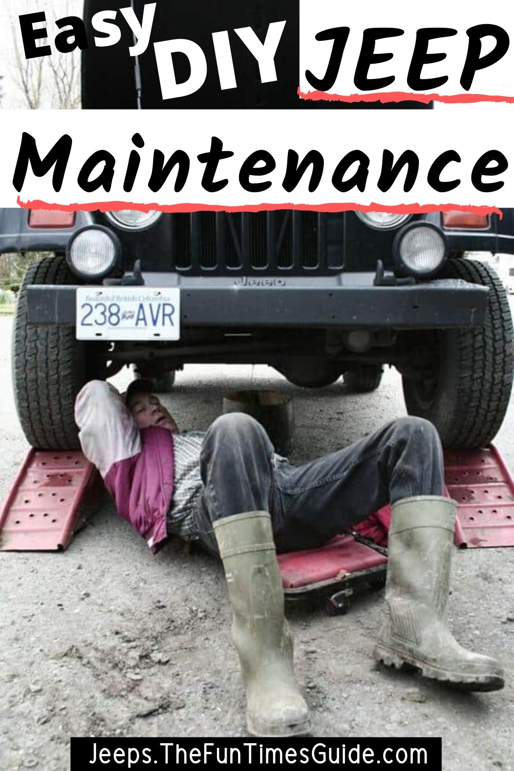 Never Worked On Your Jeep Before? Start With These Easy DIY Jeep Maintenance Tasks