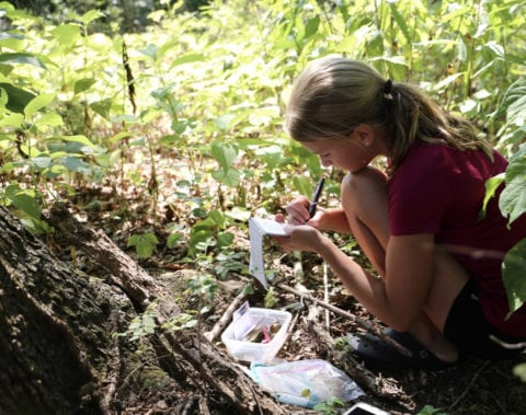 Geocaching is fun for the whole family!