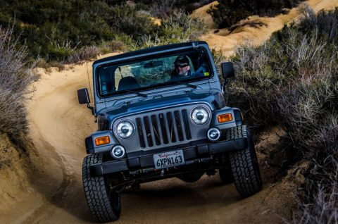 aftermarket jeep parts for offroading
