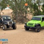 Jeep CJ vs. Jeep Wrangler: The Similarities And Differences