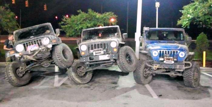 Jeep Cj Vs Wrangler The Similarities And Differences