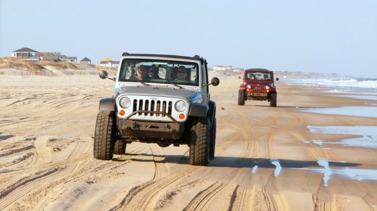 Beach Driving 101: Sand Driving Tips & Tricks To Keep You And Your Jeep Rolling Right Along
