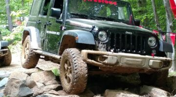 How To Choose The Best Off-Road Tires For Your Jeep