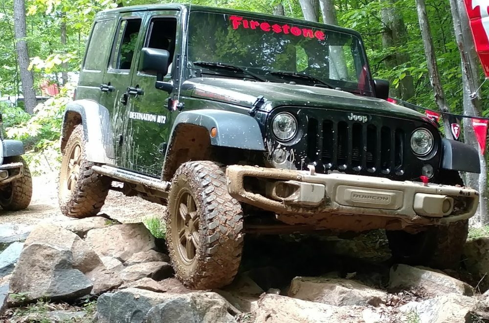 The Jeep Off Road Tires I Tested