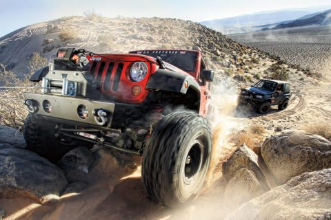 jeep winch - jeep off road accessories