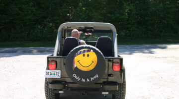 How Our 'Scruffy Jeep' Became A Reality