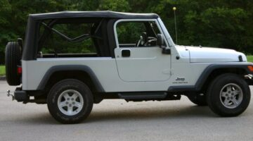 The Best Replacement Jeep Soft Tops