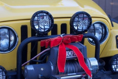 Looking for unique Jeep gifts? A Jeep winch would make a nice gift!
