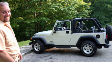 All About Jeep Soft Tops