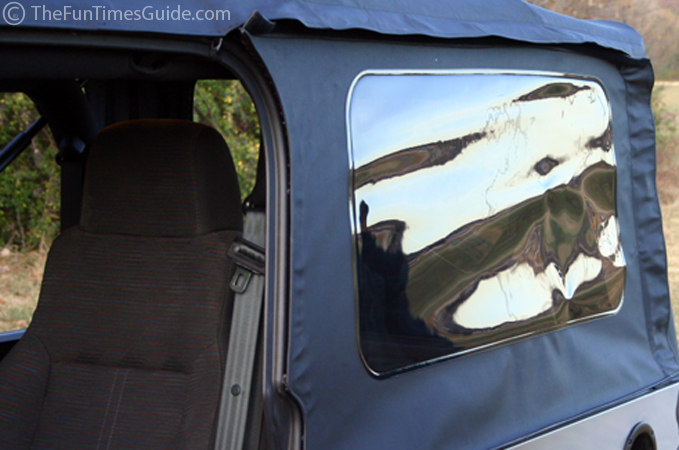 How To Prolong The Life Of Your Plastic Jeep Windows Fun