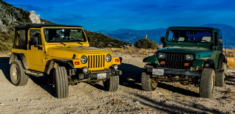 Jeep Cj Vs Jeep Wrangler The Similarities And