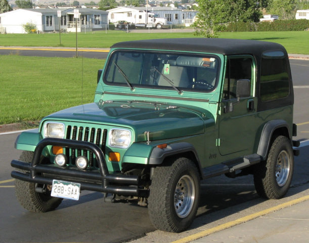 is jeep wrangler being redesigned autos post. Black Bedroom Furniture Sets. Home Design Ideas