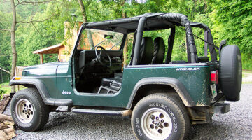 Rent A Jeep! We Rented A Jeep Before We Bought One