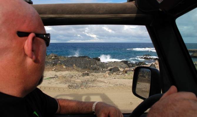 Yes, You Should Definitely Rent A Jeep In Aruba!