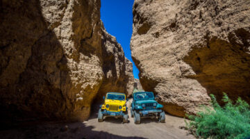 Must-Do Off Road Adventures For Your Jeep Bucket List