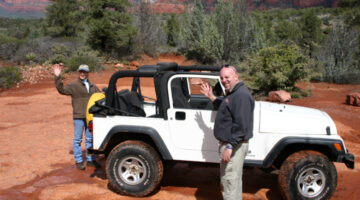 Jeep Tour Guides… How To Get Hired And What To Expect If You Pursue This Career Choice