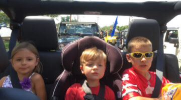 Kids Love Jeeps …Here's Proof!