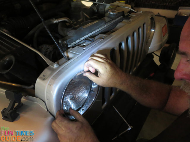 jeep wrangler headlight replacement xenon headlights review the. Cars Review. Best American Auto & Cars Review