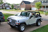 We Love Jeeps!…Check Out My New Jeep Wrangler Unlimited