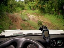 Geocaching Offroad With A 4×4 Vehicle And A GPS