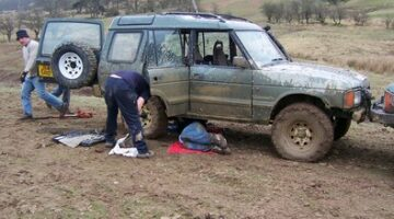Spare Parts That Are Required When Driving Off Road