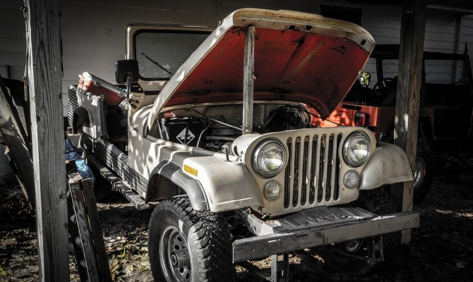 Tips For Rebuilding An Old Jeep, Or Building One From Scratch