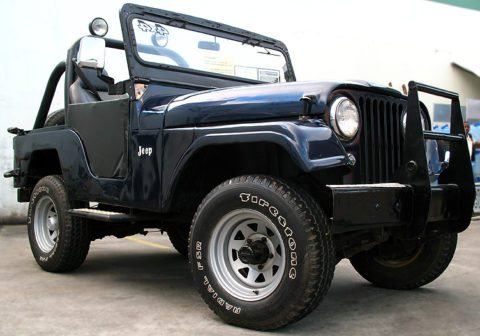 how to replace jeep body panels