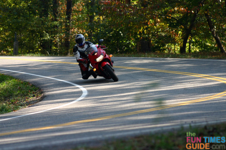 Tail Of The Dragon: What This Deadly Stretch Of Road Is Like