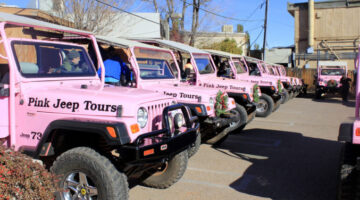 Fun Jeep Tours: Go Offroading With A Group!