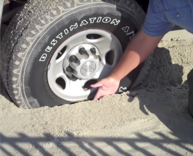 Beach Driving 101: Sand Driving Tips & Tricks To Avoid Getting Stuck In The Sand