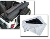 Soft Top Window Roll Up Bag from Clover Patch for Jeep Wranglers...