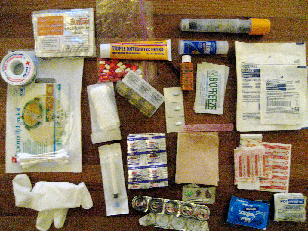 Offroaders What S In Your First Aid Kit The Jeep Guide