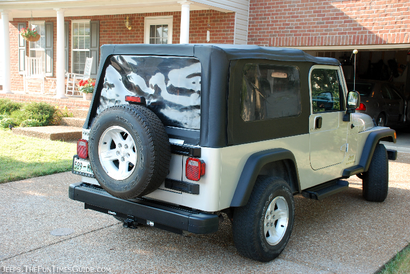 New Jeep Lift Kit Amp Tires Before And After Plus Some