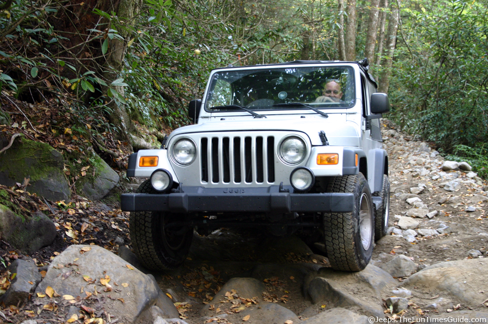To determine whether your 4x4 vehicle is trail-ready and capable of