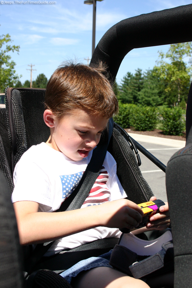 Kids Love Jeeps Oh Yeah The Jeep Guide