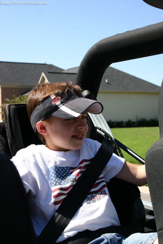 Kids Love Jeeps Here S Proof The Jeep Guide