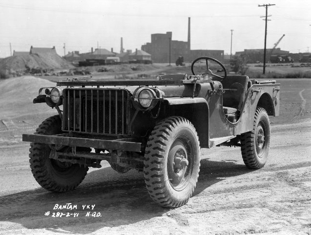 Old school Mopar Old-wwii-jeep